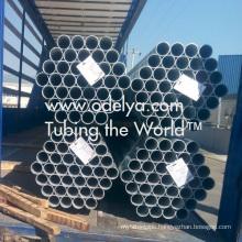 Galvanized ERW Steel Tubes