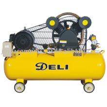 100L 8BAR 5.5 HP 4KW compressor de ar acionado por correia (V-0.6/8)