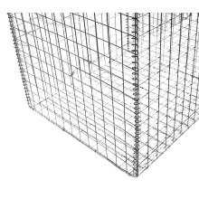 Panier de Gabion soudé pour l'utilisation de mur