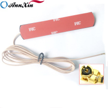 2.4G 7dB Wifi Uhf Patch Antenna With IPEX Ufl Connector RG178 Cable