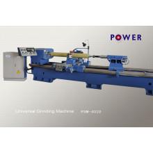 Máquina ranuradora de rodillos de caucho general