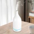 White Ceramic Ultrasonic Aroma Essential Oil Scent Diffuser