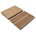 Sólido / WPC / madera de plástico compuesto piso / exterior Decking145 * 21