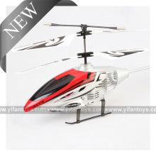 2013 Nuevo y caliente 3 helicóptero del rc del ch con el cable del USB, bueno para la promoción
