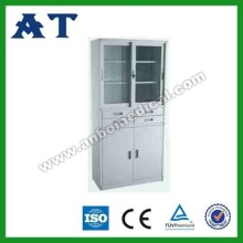 Medical Instrument Cupboard with Glass Door
