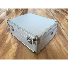 Diamond Shape Panel Aluminum Frame Case