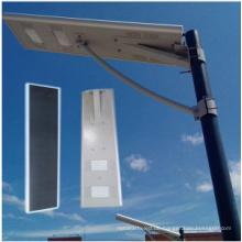 Integriertes Solar LED Gartenlicht mit hoher Helligkeit