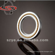 CE06 43mm New style plastic curtain eyelet for curtain fabric