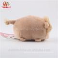 EN71 prueba personalizado peluche suave lindo pequeño animal felpa león
