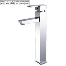 robinet contemporain en laiton de salle de bains