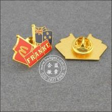 Australiano e emblema do Pin da lapela da bandeira de Mcdonald (GZHY-LP-006)