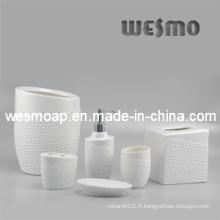 Top-Grade Porcelaine / Golf Stlyle Accessoires en céramique pour salle de bains
