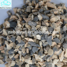 China fabricante oferta profissional 60% -88% Al2O3 calcinada bauxita