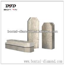 Fickert de diamante mental para moagem de mármore e granito