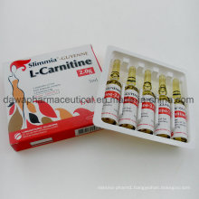 Ready Stock Loss Weight Body Slimming L-Carnitine Injection 2.0g
