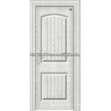 PVC Holztür / MDF-Tür mit PVC-Blatt fertig JKD-1818 für Interior Room Design