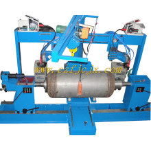 Double Torches Circumferential Seam Welding Equipment