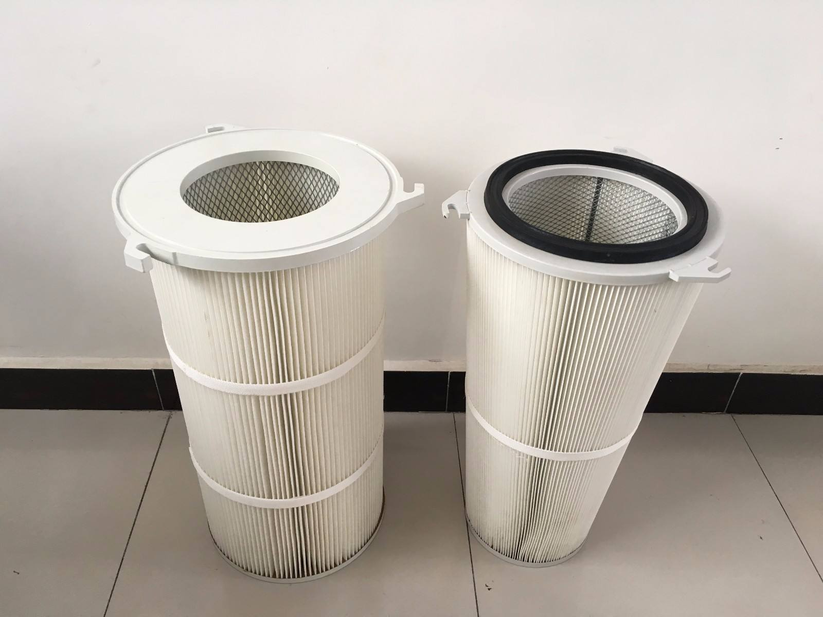 Machine air filters