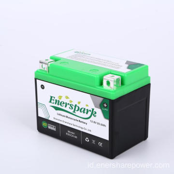 Baterai Sepeda Motor Lithium Ion Polymer