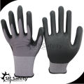 SRSAFETY good quality/13 gauge Cut level 5 protective gloves cutting free sample gloves/hand gloves