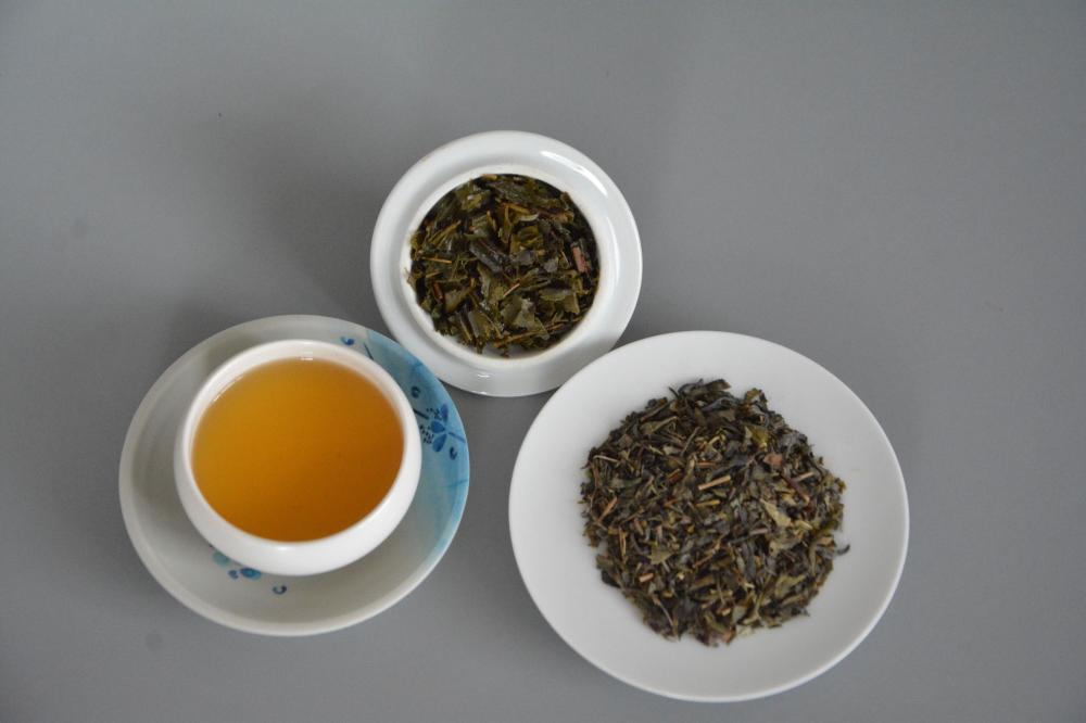 Factory price green tea fit green tea wholesale