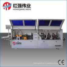 Hq5200y hohe Präzision und hohe Effizienz automatische Kantenanleimmaschine für Holzbearbeitung