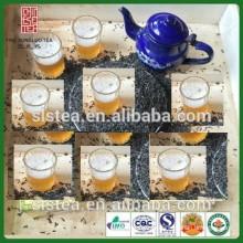 Chunmee-Tee mit heller Teesuppe