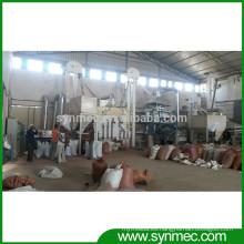 planta de limpieza de semillas de arroz con sésamo para Nigeria