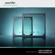 Vidrio aislado al vacío de bajo valor moderado del nuevo valor bajo de Landvac para la casa de la energía solar
