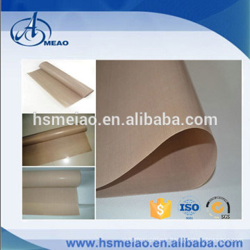 TEFLON/PTFE coated glass fiber fabric/cloth