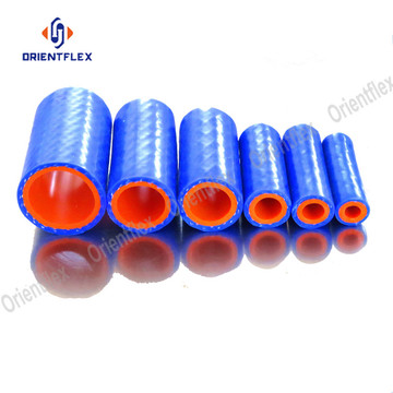 1-ply polyester fabric Diperkuat Silicone Heater Hose