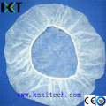 Disposable Bouffant Cap Ready Made Supplier for Medical Protection Hotel and Industry Kxt-Bc01