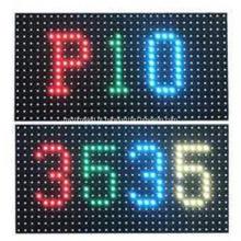 Módulo do painel de exibição de matriz de LED ao ar livre P10