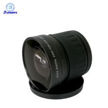 Lentille de Fisheye de fil de la définition élevée 52mm 0.35x pour l'appareil photo numérique