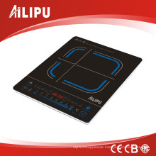 Ultra-Thin Body Induction Cooker with Sensor Touch Control