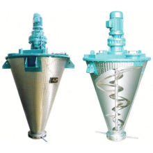 Misturador cônico do dobro-parafuso da série de 2017 DSH, misturador dos SS e misturador, máquina de mistura química horizontal