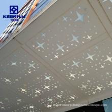 Suspended Pattern Design False Decorative Aluminium Ceiling (MC-KH-08)