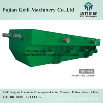 Tundish for Billet Continuous Casting Plant