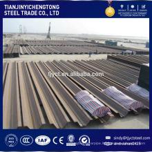 JIS standard Z-shape steel sheet piles price list