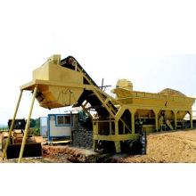 Planta mezcladora de suelo pequeña estabilizada de 120 t / h
