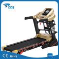 Home deluxe motorized treadmill