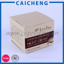 Product custom printing paper cosmetic packaging paper box