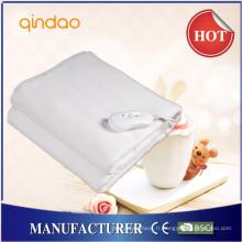 Couverture de chauffage électrique de haute qualité de 150 * 80cm