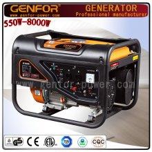 Générateur électrique à essence portable à démarrage électrique 2kw-7kw avec ce, ISO9001
