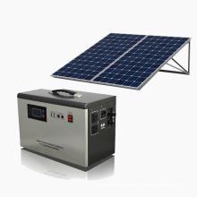 High quality flexible panel mini home solar portable system