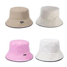 OEM Promocionais Atacado Chapéu de balde liso