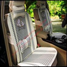 Cobertura de assento de carro personalizada e almofada de assento