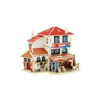 Brinquedos de brinquedos de madeira para casas globais-Turquia Covenience Store