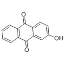 2-HYDROXYANTHRAQUINONE CAS 605-32-3