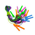 Scuff-resistant Material Fitness Drag Children Skipping Rope